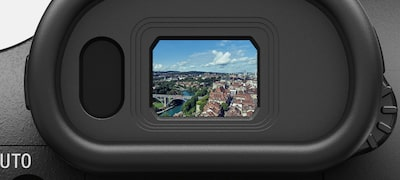 Εικονοσκόπιο υψηλής ακρίβειας OLED Tru-Finder™