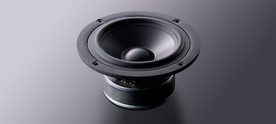 130mm Woofer boosts low end frequencies