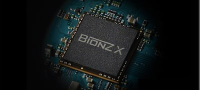 BIONZ X™ image processor