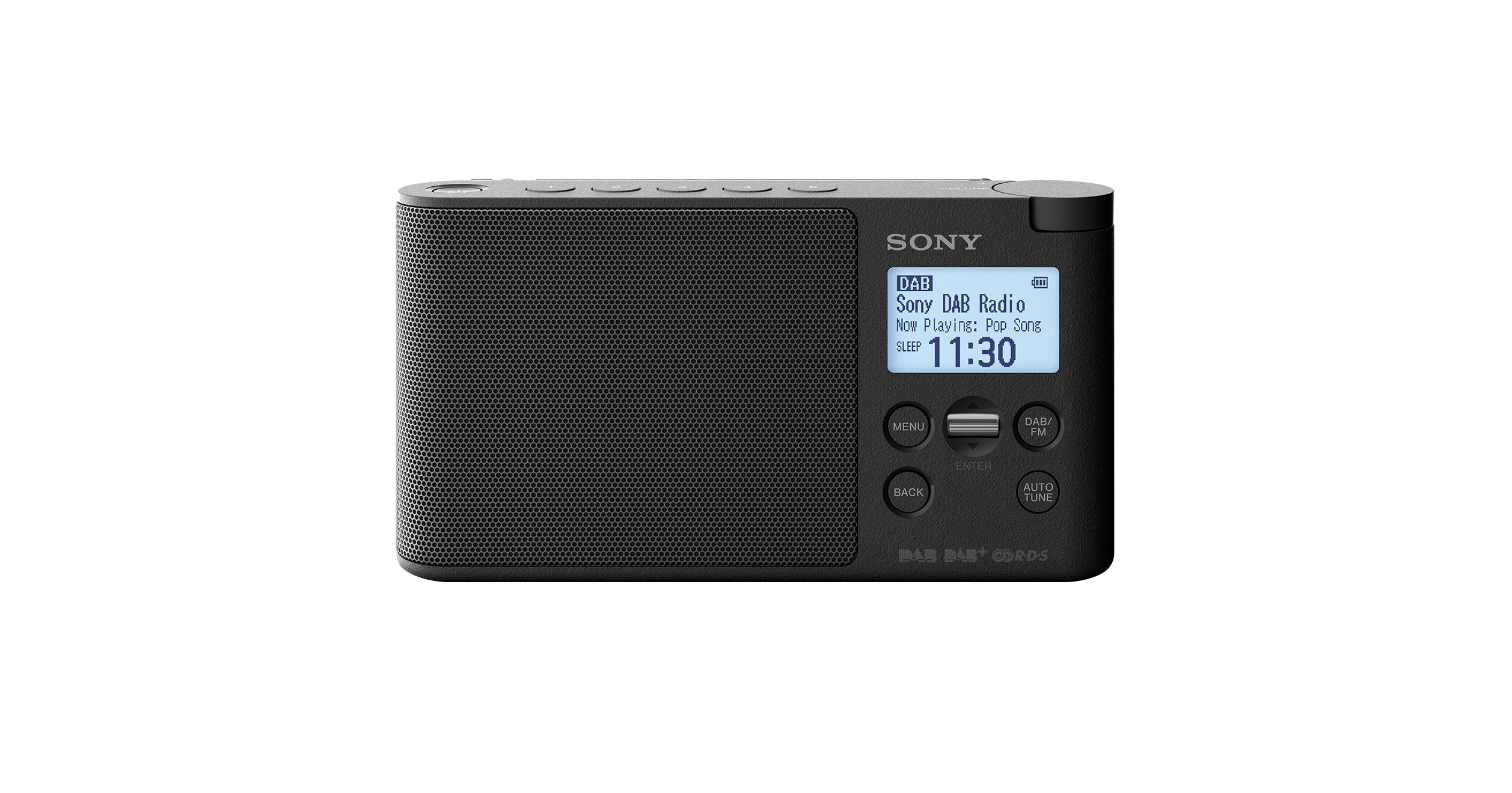 portable dab dab radio xdr s41d sony uk. Black Bedroom Furniture Sets. Home Design Ideas