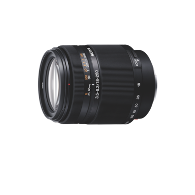 Picture of DT 18–250mm F3.5–6.3