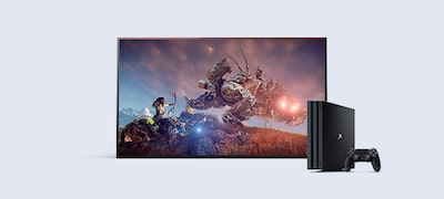 Enjoy HDR gaming with PlayStation®