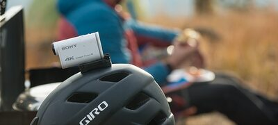 Secure Action Cam mounting