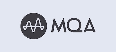 Plays and decodes MQA™ files