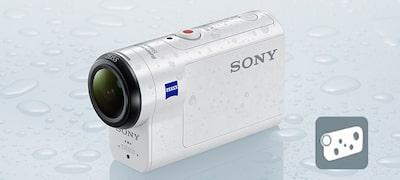 ตัวกล้องแข็งแกร่งทนทานต่อสภาพสมบุกสมบัน