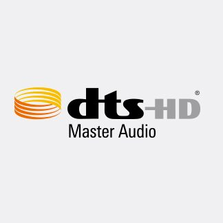 Sigla DTS-HD™ Master Audio