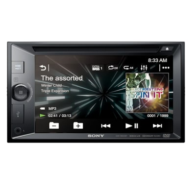 Picture of 6.2 in (15.7 cm) LCD DVD Receiver