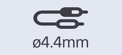 4.4Φ balanced connection cable