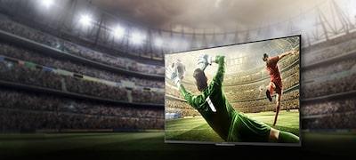 Stadionélmény otthon a Football Mode révén