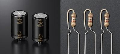 Componentes de calidad para un sonido puro