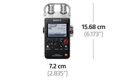 Picture of Portable High-Resolution Audio Recorder