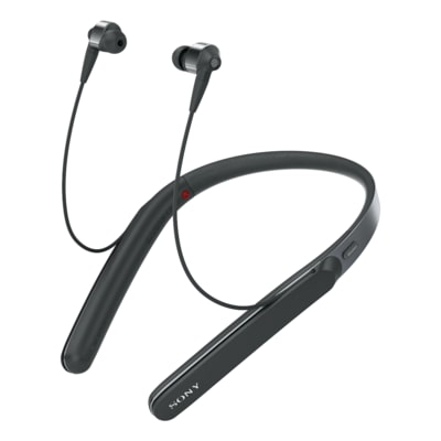 Picture of WI-1000X Noise Cancelling Headphones with Bluetooth & Neckband