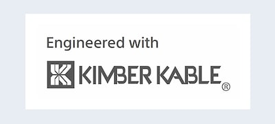 Collaboration with Kimber Kable for High Fidelity Sound
