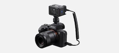 Prise de vue avec deux appareils photo