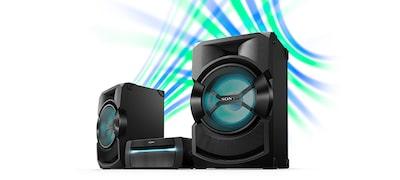 Τεχνολογία Sound Pressure Horn για μπάσα που μπορείτε να νιώσετε