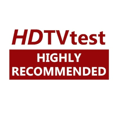 HDTV Test Highly Recommended
