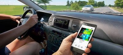 AOA 2.0 te permite reproducir música desde las aplicaciones del smartphone