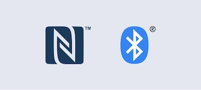 NFC™ and BLUETOOTH® connection