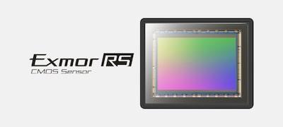 Cảm biến Exmor RS® CMOS chuẩn 1.0
