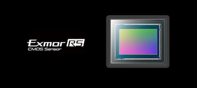 Exmor RS™ CMOS sensor for speed