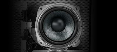 Mega Bass for enhanced low-end sound