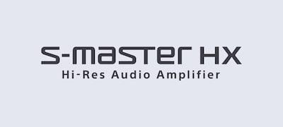S-Master HX™ digital amplifier: utmost sonic purity