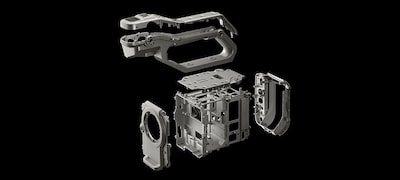 Magnesium alloy body achieves high durability with light weight