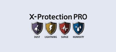 X-Protection PRO: Designed for the toughest conditions