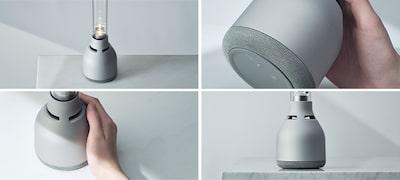 Sleek streamlined design