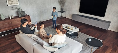 Enjoy music with the whole family