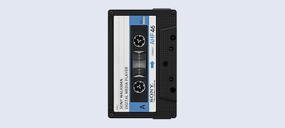 IU cassette audio