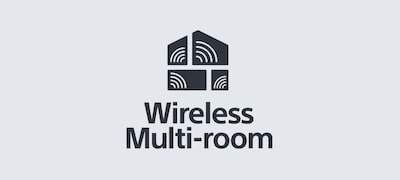 Set your music free with multi-room listening