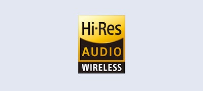 High-Resolution Audio wireless