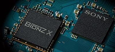 โปรเซสเซอร์ภาพ BIONZ X™