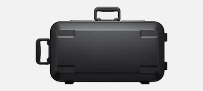 Trunk-style dedicated hard case