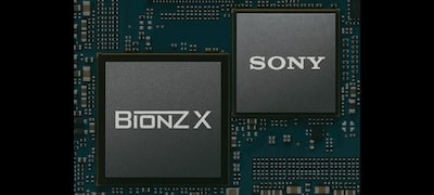 High-speed BIONZ X image processing engine