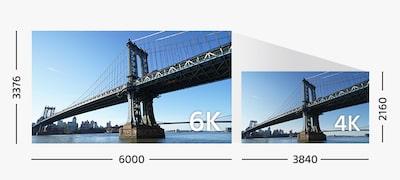 Vídeos 4K claros, naturales y realistas