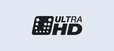 Experience the best in 4K UHD picture quality