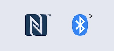 NFC and Bluetooth®