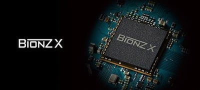 BIONZ X™ για μεγαλύτερη ακρίβεια και λιγότερο θόρυβο
