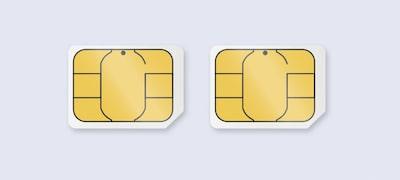 Obsługa dwóch kart SIM