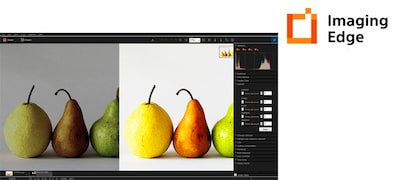 New Imaging Edge software suite from Sony