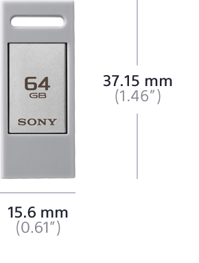 Picture of USB Type-C™ & Type-A Dual Connection Flash Drive