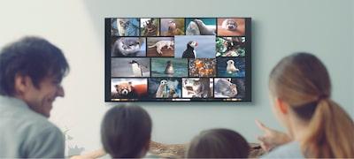 Descoperiţi noi universuri cu Android TV™