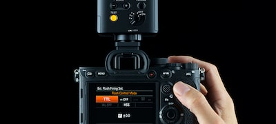 Comprehensive control from the camera