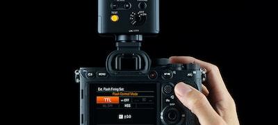 Kiểm soát toàn diện từ máy ảnh