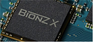 BIONZ X™ image processing engine