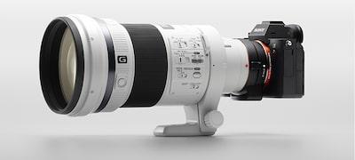 Focal-plane phase-detection AF supports A-mount lenses