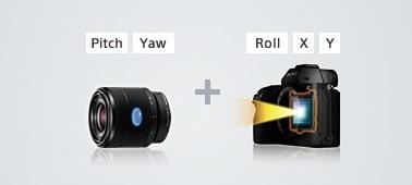 Tự động tối ưu hoá cho mọi ống kính α
