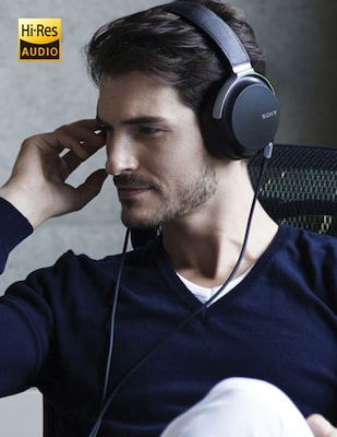 Hi-Res Audio Headphones